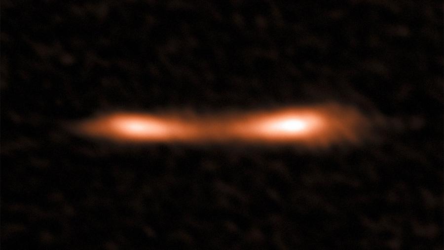 Detectan enormes reservas de gas turbulento ocultas en galaxias distantes