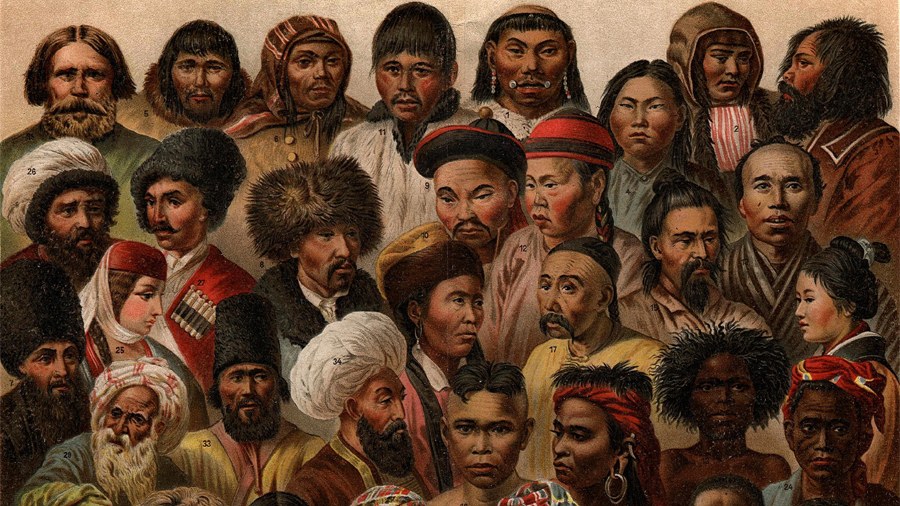 Estudio desacredita la existencia de varias razas humanas