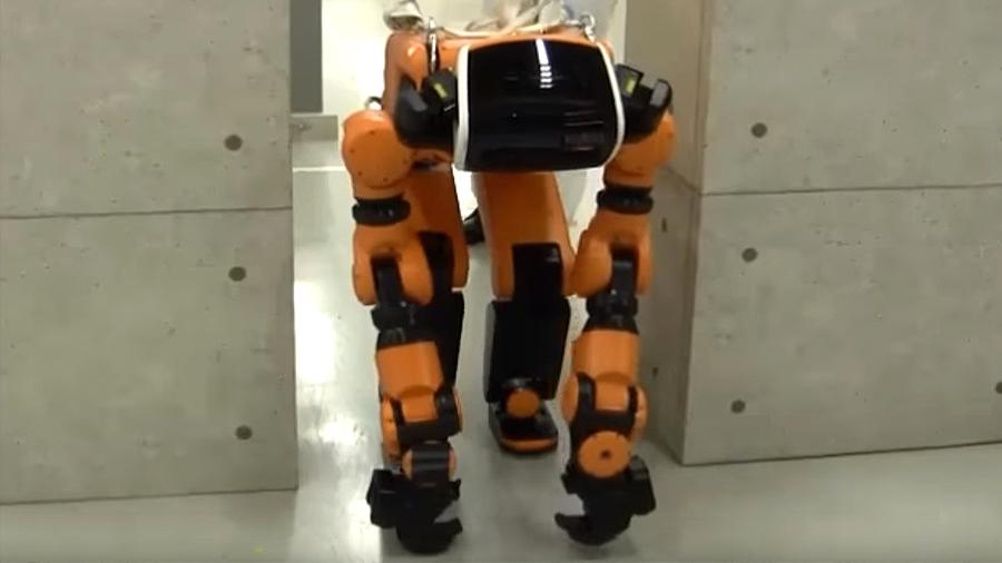 Crearon un robot para ayudar en catástrofes naturales