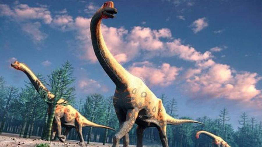 Los dinosaurios contribuyeron a fertilizar el planeta