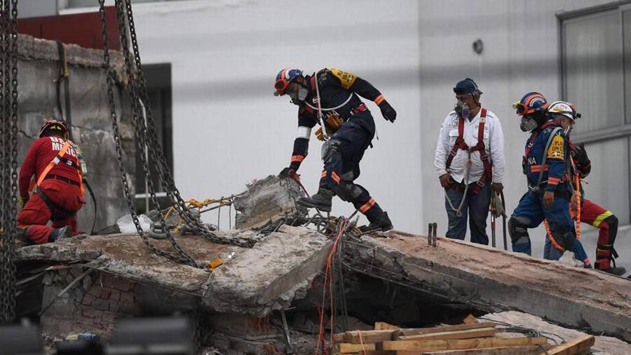 Científicos chilenos revelan causas del colapso de los edificios en el terremoto de México