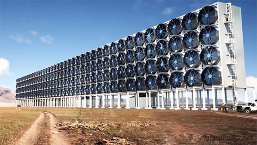 Científicos descubren cómo extraer energía del aire