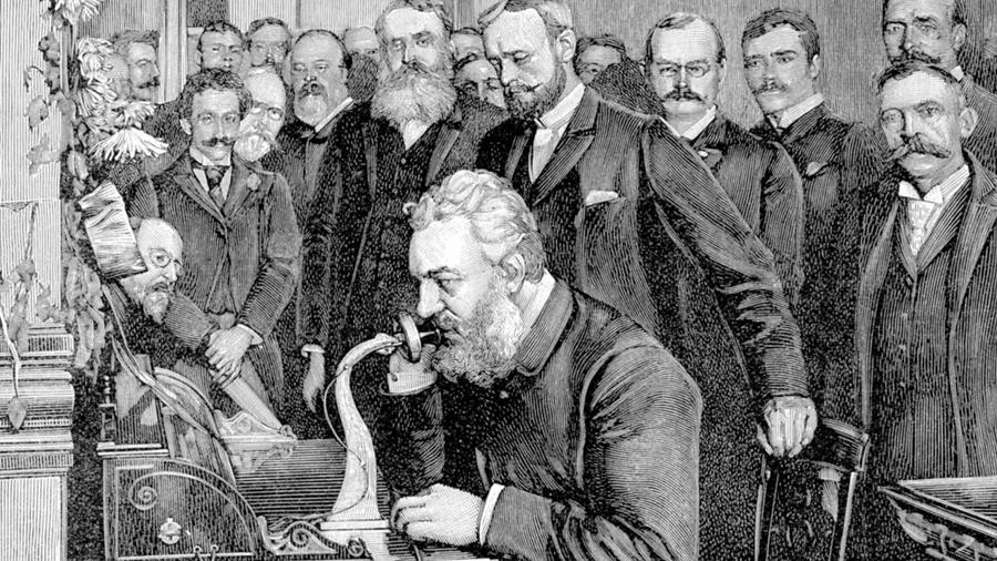 Antonio Meucci, el emigrante italiano que no pudo patentar el teléfono