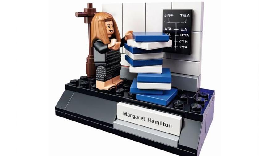 Lego lanza por fin un set de científicas y astronautas de la NASA
