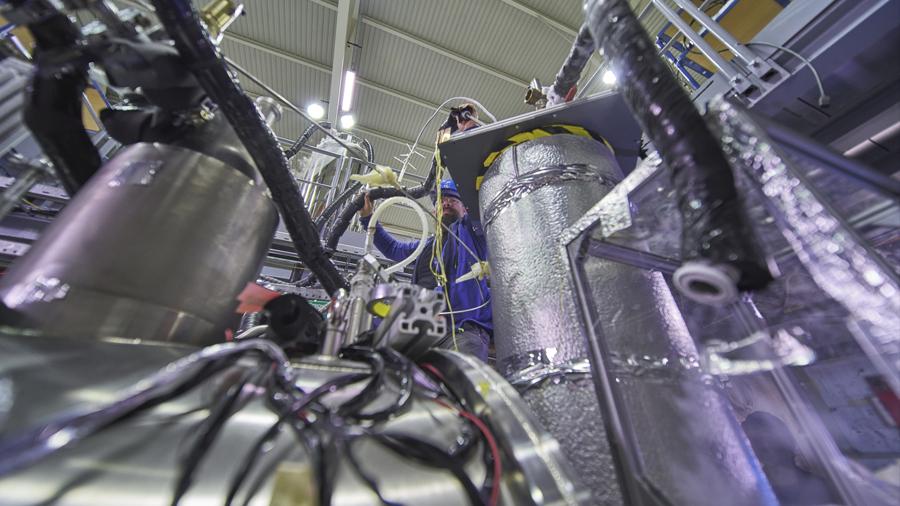 Físicos miden la antimateria con más precisión que la materia