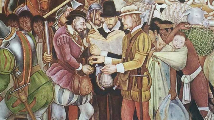 El cocoliztli: armas biológicas involuntarias durante la conquista de México