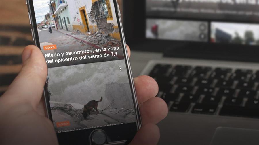 Terremotos, incendios, tiroteos, huracanes: la tecnología puede ayudarte a aliviar la 'fatiga por desastres'