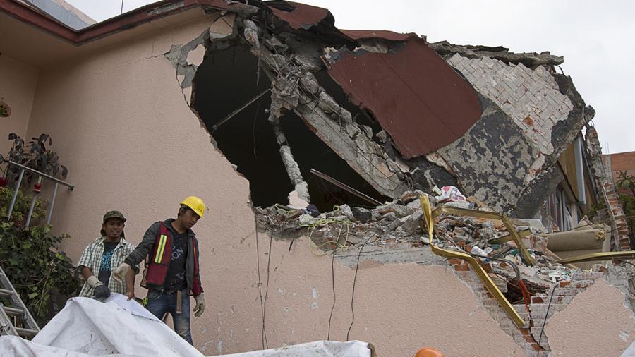 Fundamental los recursos públicos para enfrentar los costos de reconstrucción tras los sismos de septiembre de 2017, señala el IBD