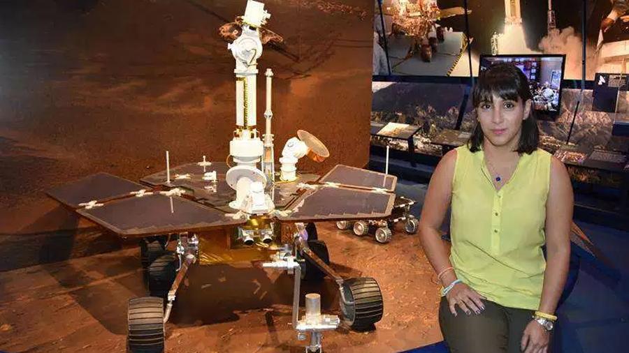 La colombiana que protege de la radiación cósmica a las nuevas naves de la NASA