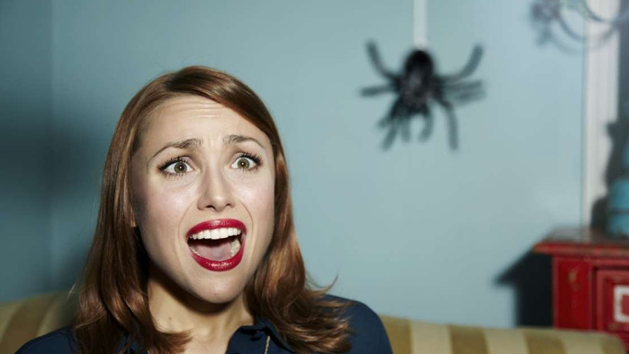 La fobia a las arañas y serpientes es producto de la evolución humana