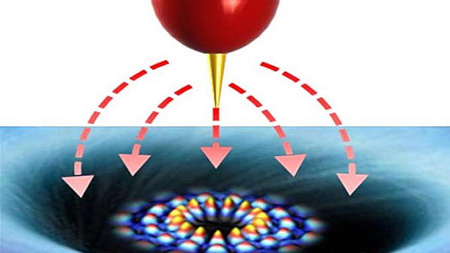 """Investigadores logran domar electrones """"salvajes"""" en el grafeno"""