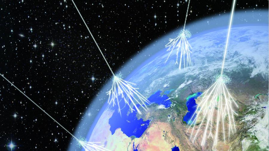 El lejano origen de los rayos cósmicos de alta energía