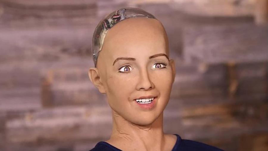 Sophia, la primera ciudadana robot del mundo