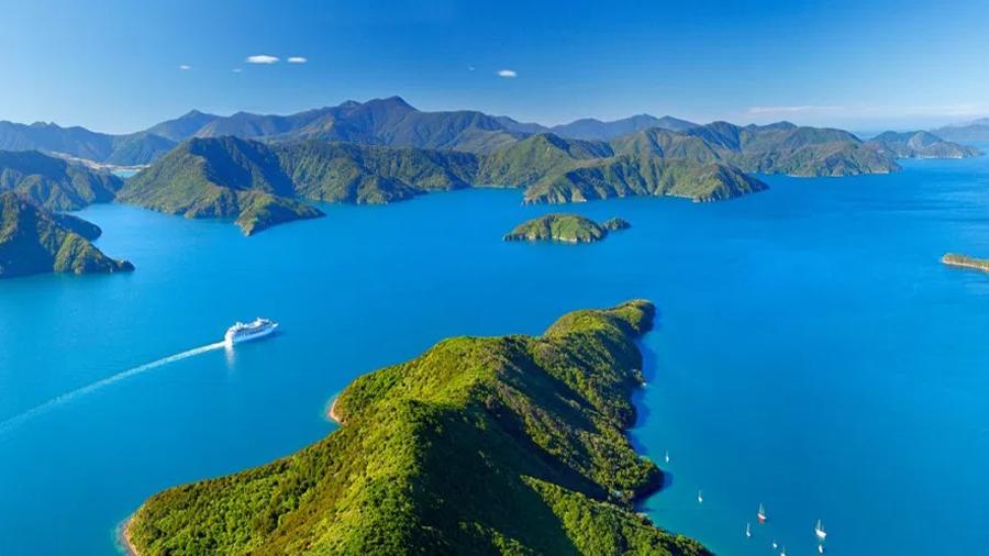 La información que guarda Zelandia sobre el cambio climático