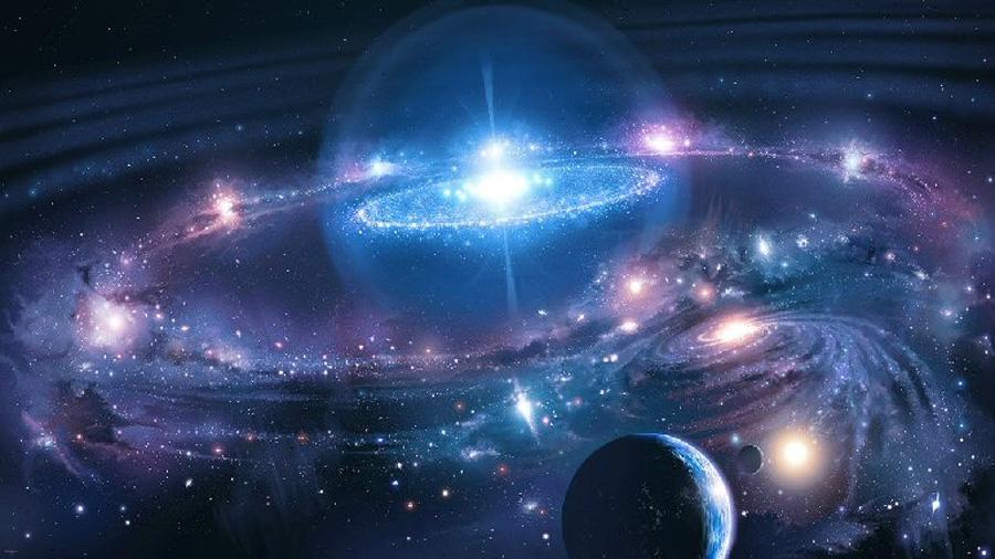 Telescopio Hubble descubre que galaxias 'se tambalean'