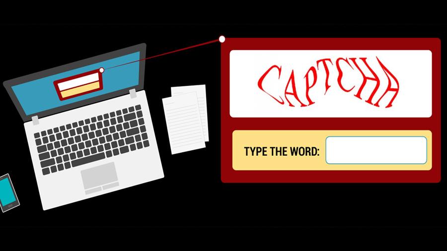 Las máquinas ya pueden sortear los CAPTCHA identificando las letras