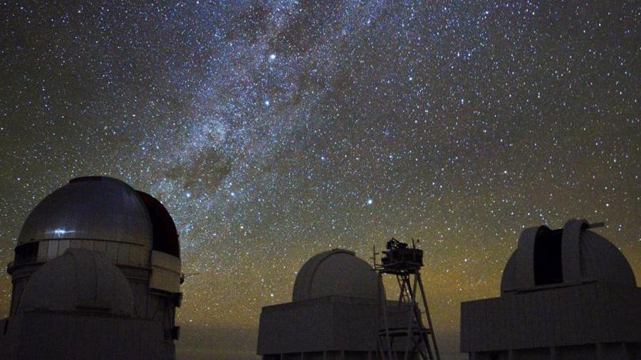 Confirman que el 26 por ciento del universo es materia oscura