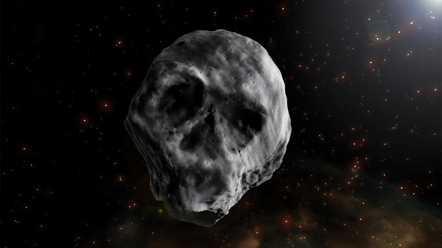 El asteroide de Halloween prepara su regreso en 2018