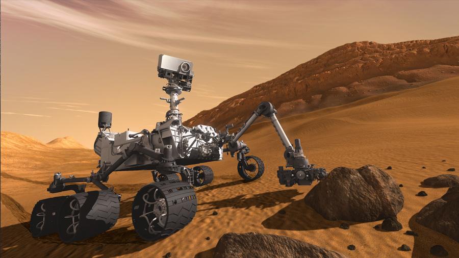 El próximo rover marciano de la NASA llevará 23 cámaras: 3D y color HD