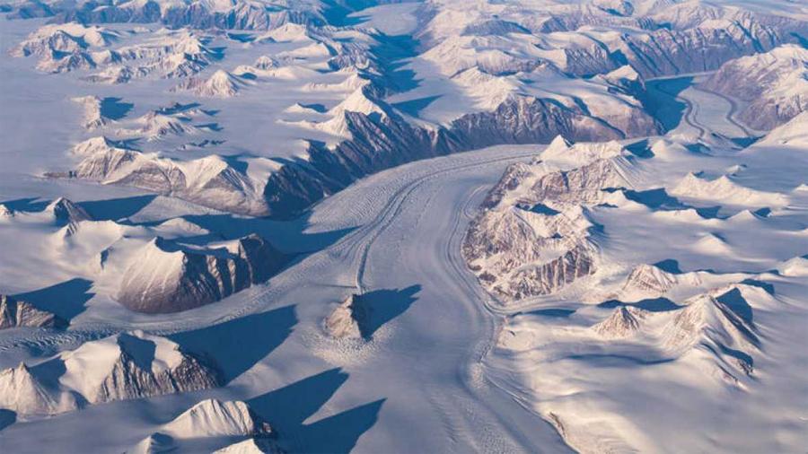 El deshielo de Groenlandia provocaría un aumento del nivel de los océanos de más de siete metros