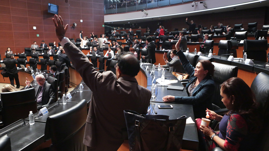 Exhorta el Senado a que se solicite indulto para Rubén Cárdenas Ramírez