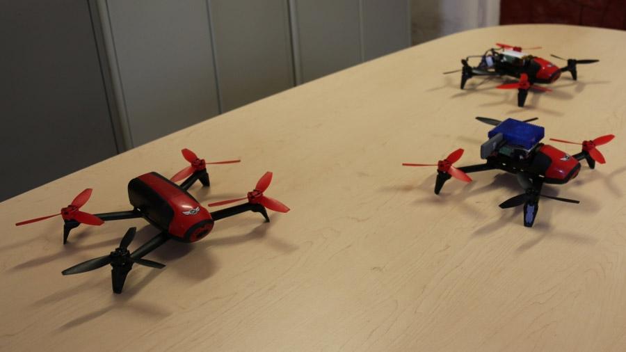 Estudiantes mexicanos ganaron la competencia de drones en Vancouver