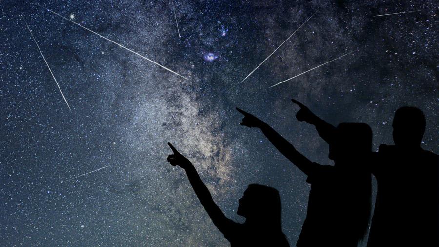 Dos lluvias de estrellas salpicarán el cielo este noviembre