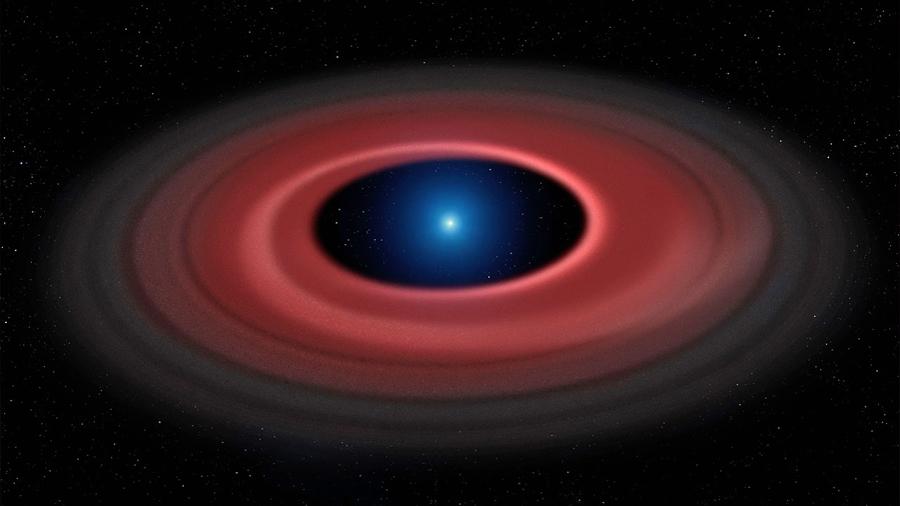 Una estrella 'zombi' deja perplejos a los astrónomos