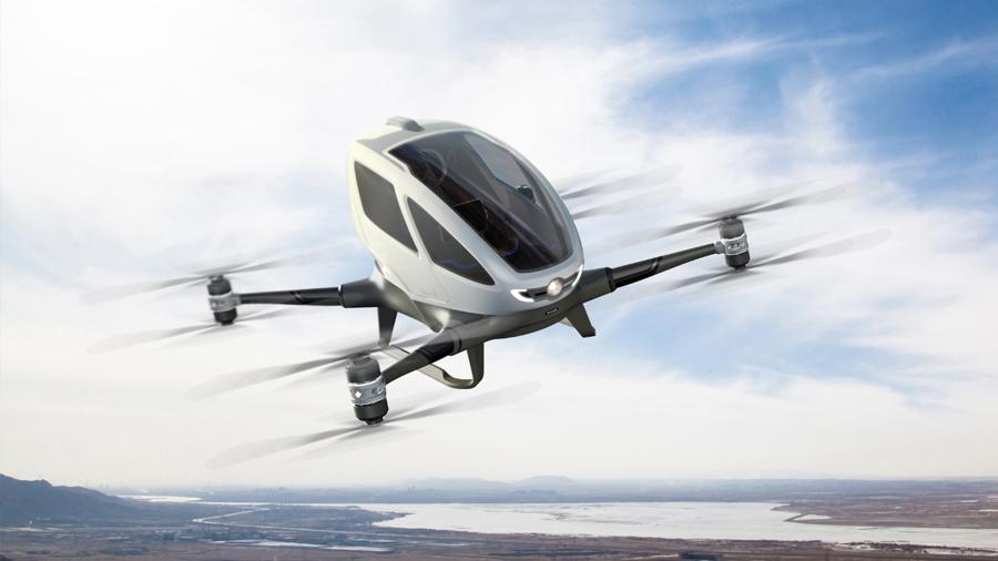 Uber y la NASA se unen para lanzar autos voladores en 2020