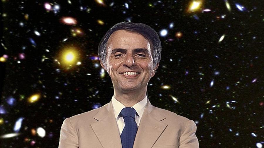 """""""Somos polvo de estrellas""""; Carl Sagan, 80 aniversario de su natalicio"""