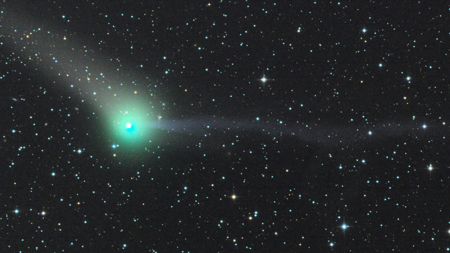 Un cometa inédito en el Sistema Solar revela secretos inesperados