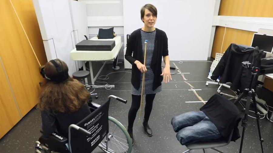 La realidad virtual reduce el dolor fantasma de los parapléjicos