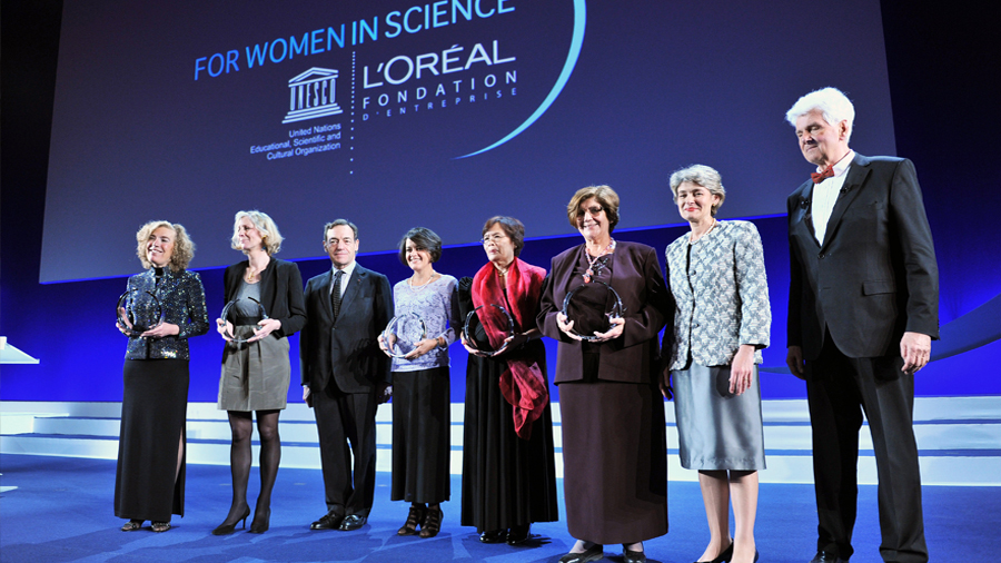 """Galardón """"La Mujer y la Ciencia"""" entrega el reconocimiento a cinco científicas en el mundo"""