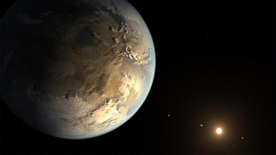 Ross 128 b, un mundo potencialmente habitable a 'sólo' once años luz
