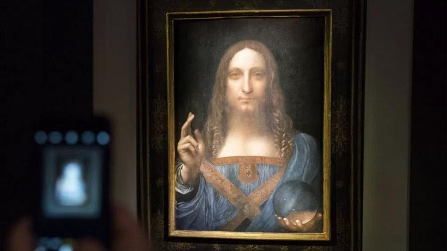 Da Vinci aplasta a Picasso: su Salvator Mundi es la obra de arte más cara de todos los tiempos (y por mucha diferencia)