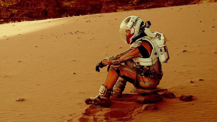 La humanidad rumbo a Marte