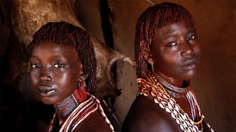 El origen evolutivo del color de la piel