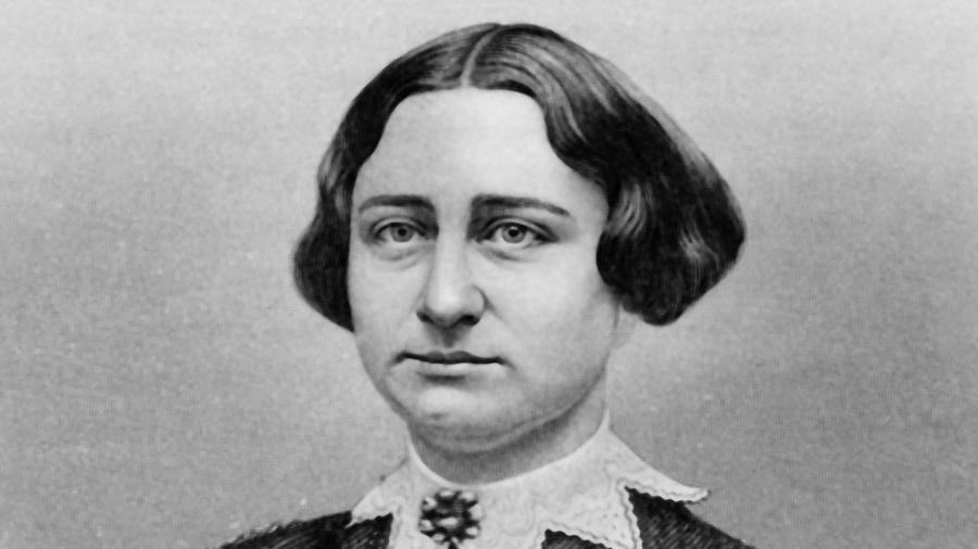 Antoinette Brown Blackwell, la formidable mujer que desafió las teorías de Charles Darwin