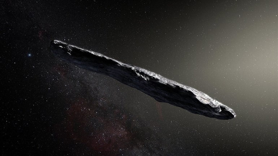 El primer asteroide interestelar asombra a los científicos