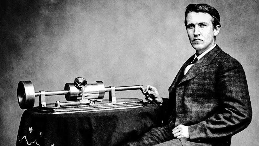 El fonógrafo de Edison, precursor del vinilo, cumple 140 años
