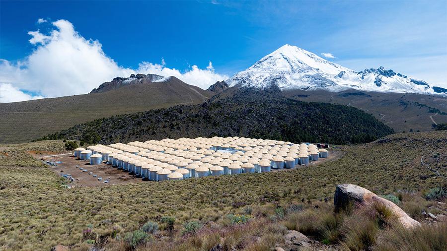 HAWC: astronomía de rayos gamma desde México