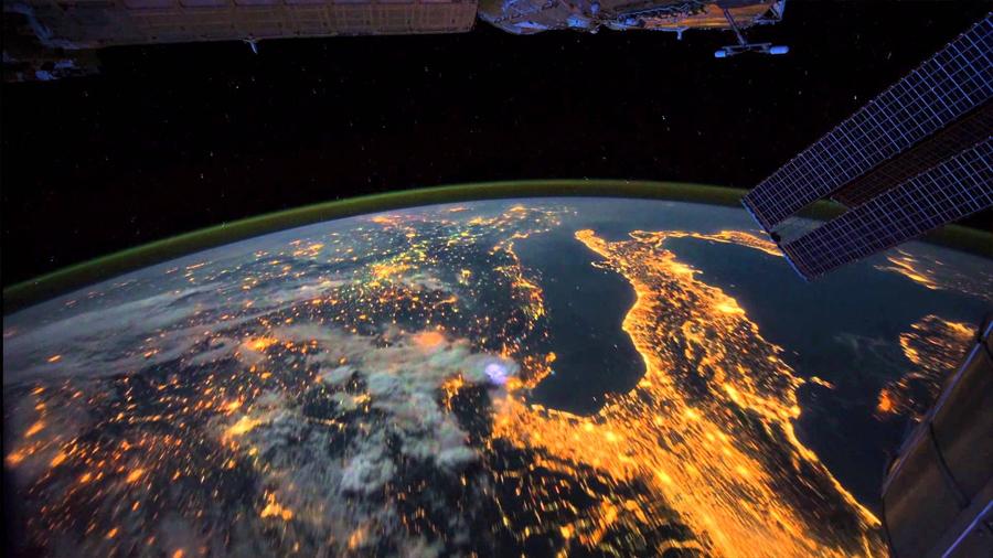 Las noches de la Tierra son cada vez más brillantes