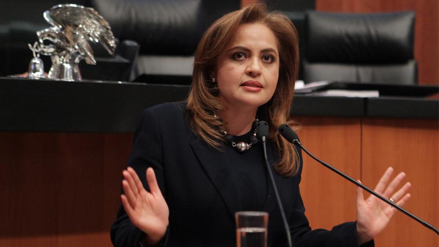 Ley de Seguridad Interior fortalecerá el Estado de derecho y la gobernabilidad democrática: Ana Lilia Herrera