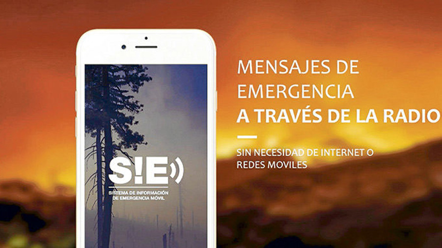 Ingeniera chilena crean aplicación para comunicarse sin internet ni redes móviles en catástrofes