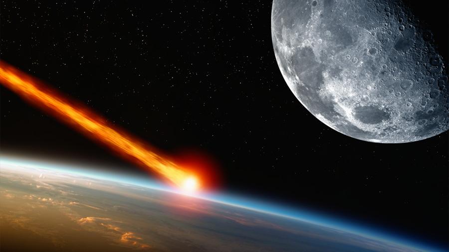 Un asteroide potencialmente peligroso rozará la Tierra días antes de Navidad
