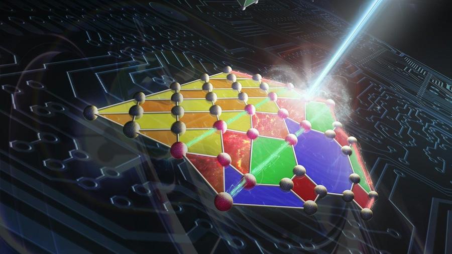 Crean un bus de datos para computación cuántica
