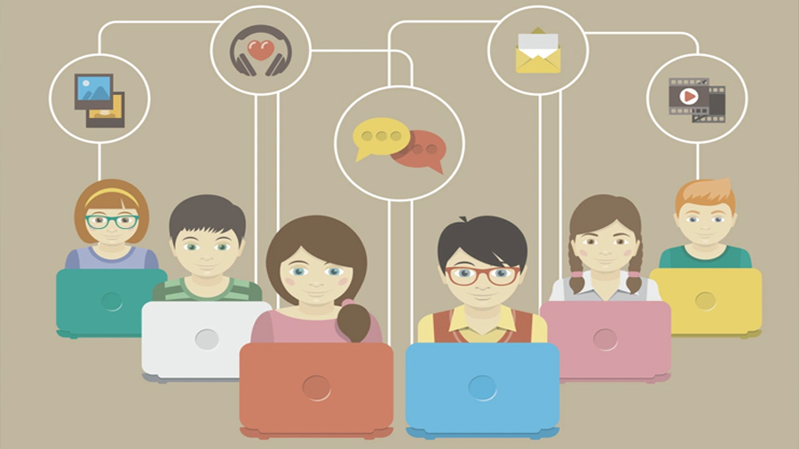 Necesitamos compartir información en la Internet