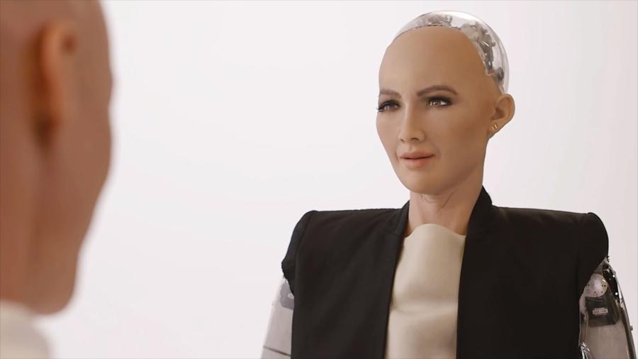 Sophia, la robot con ciudadanía, quiere tener hijos