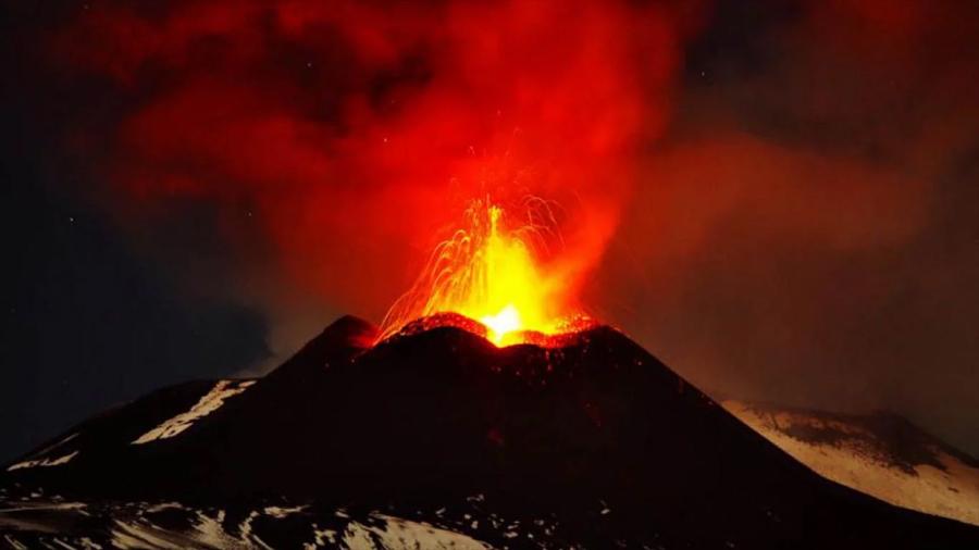 Una erupción capaz de cambiar el mundo se produce cada 17.000 años