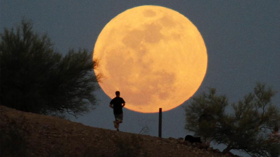 Prepárate para presenciar la Superluna este fin de semana, la última de 2017